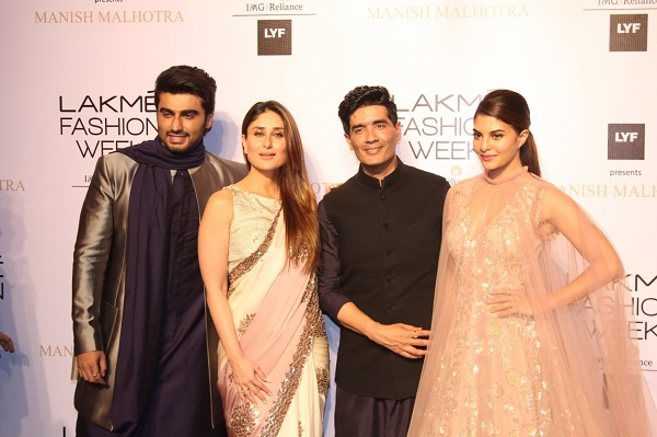 Entertainment Bay Curates Nature-Inspired Show For Manish Malhotra at Lakmé Fashion Week S/R