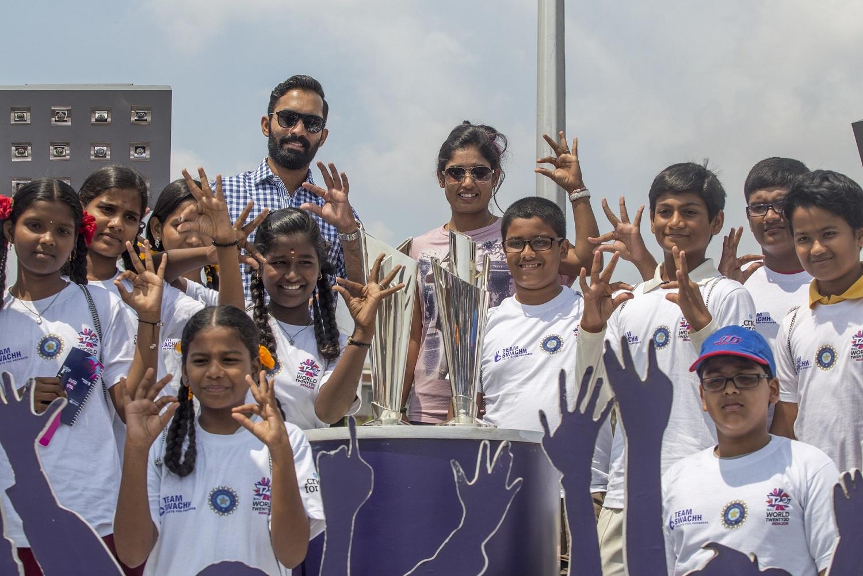 Encompass Handles ICC World Twenty20 Host City Tour – India 2016