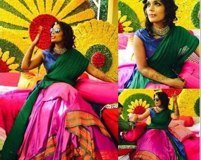 Wedniksha Delivers Telugu Star Chiranjeevi's Daughter's Wedding in Bangalore