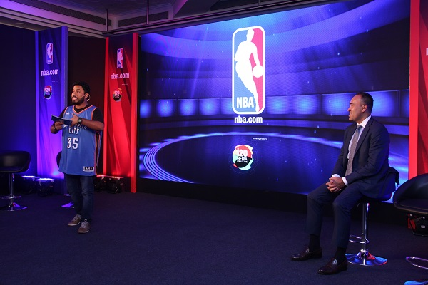 Fountainhead MKTG Unveils the Customised National Basketball Association India Website