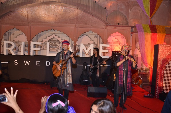 Fountainhead MKTG Manages Oriflame Annual Directors Seminar in Jaipur
