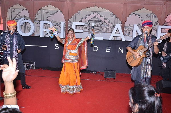 Fountainhead MKTG Manages Oriflame Annual Directors Seminar in Jaipur