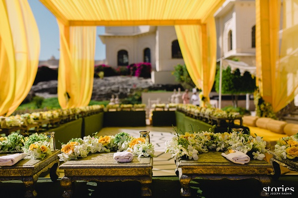 A Chartered Plane, Customized Accessories & More@ 3-Day Udaipur Wedding By Cineyug Celebrations