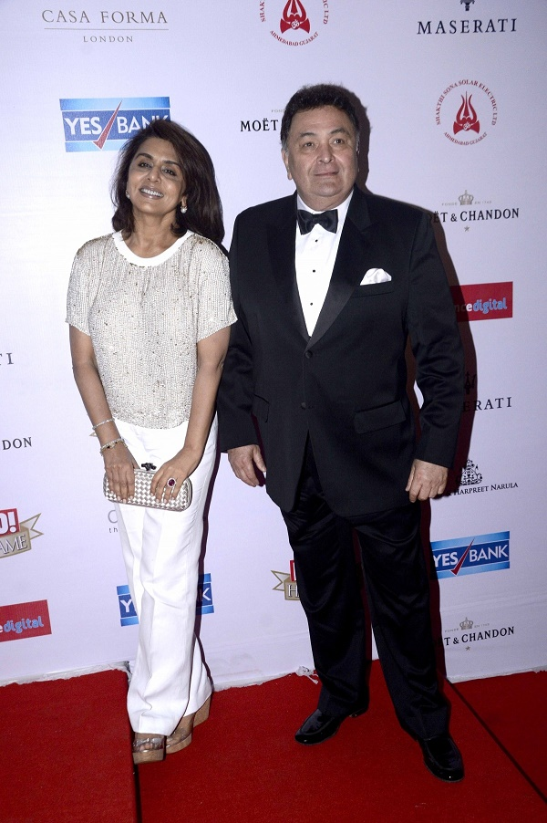 Fountainhead MKTG Delivers Striking Moments at the HELLO! India Hall of Fame Awards 2016