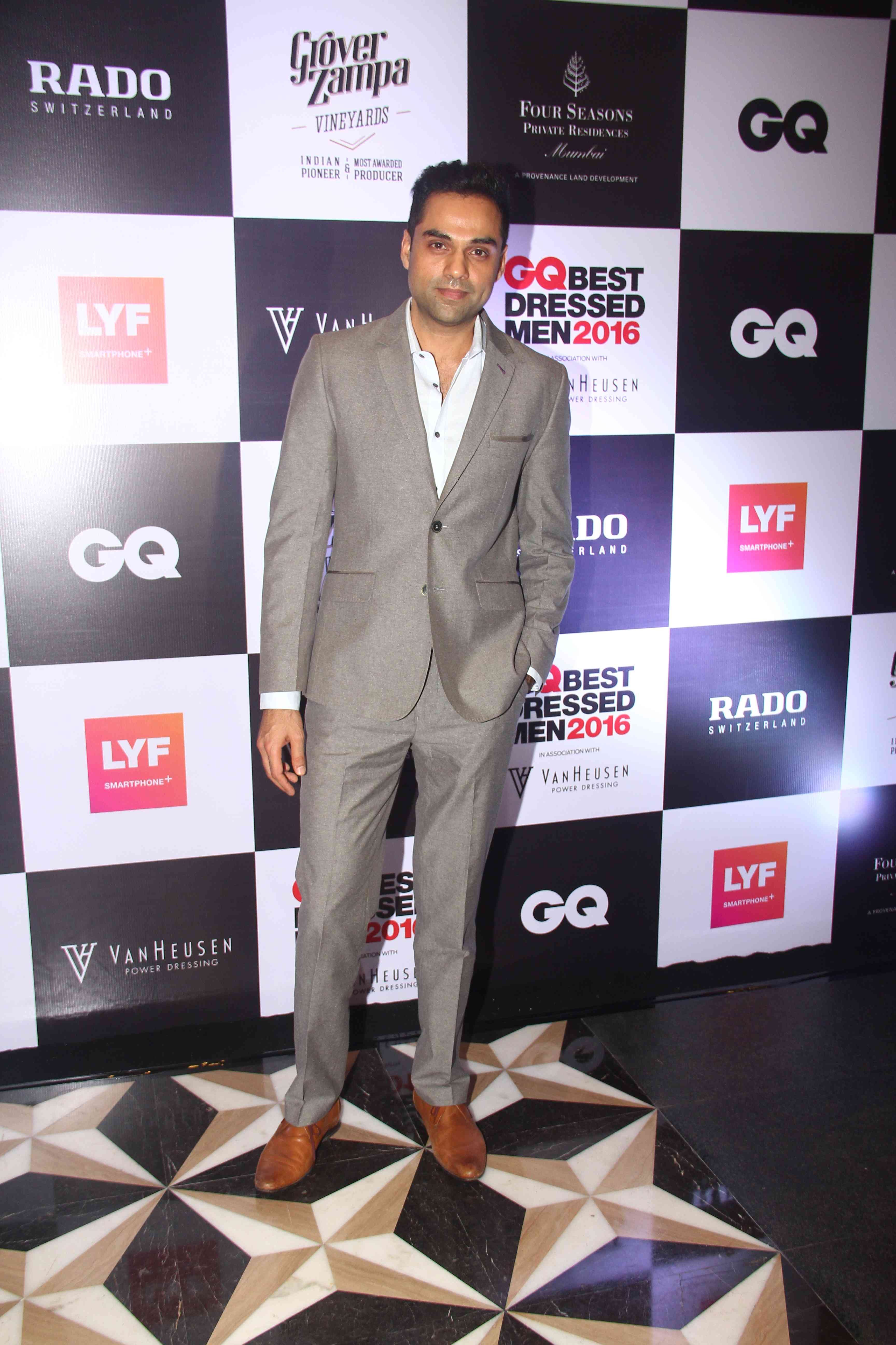 GQ Celebrates the Best-Dressed Men in India; Partners 70 EMG For Execution