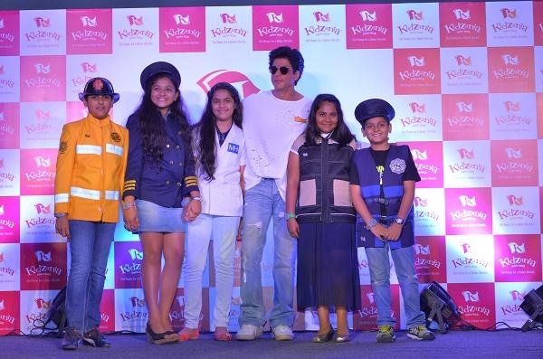 KidZania Delhi-NCR Launch with Shah Rukh Khan by Think Events
