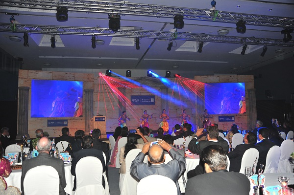 Edelweiss Tokio Engages Moving Heads For Annual Sales Conference