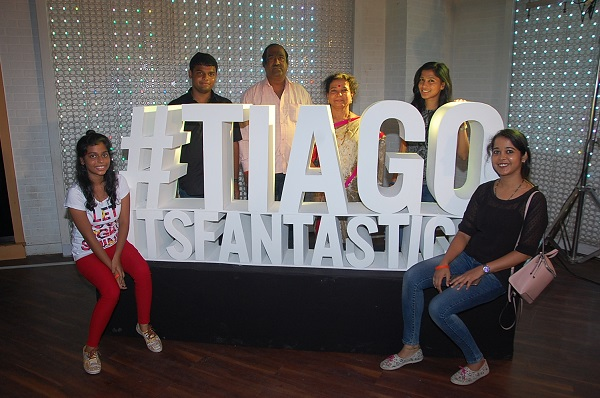 The Fantastico Tiago Multi-City Drive for TATA Loyalists By Inextis Events