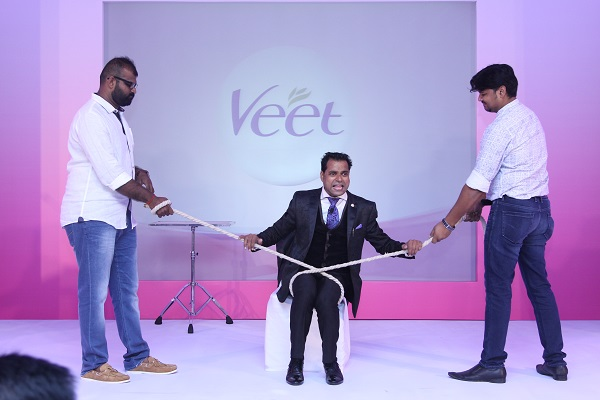 Adidas, Reebok & Veet Trust TOAST Events for their Traders Meet