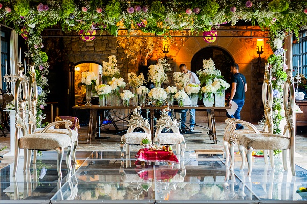 SPANISH FIESTA: A 4-Day Wedding in Bilbao By Pomegrante