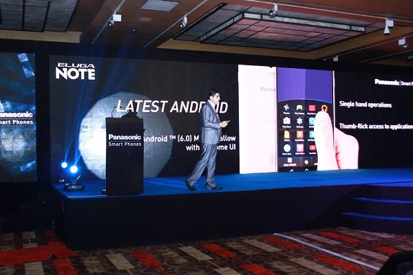 Panasonic Eluga Note Unveiling At Le Méridien Delhi - By Giraffe Advertising & Marketing