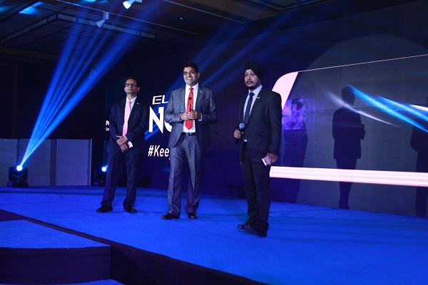 Panasonic Eluga Note Unveiling At Le Méridien Delhi - By Giraffe Advertising & Marketing