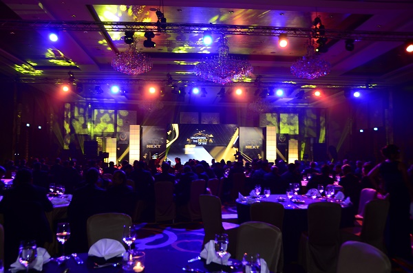 Anil Kapoor Graces the Mphasis Annual R & R 2016 Dubai - By Geometry Global Encompass Network