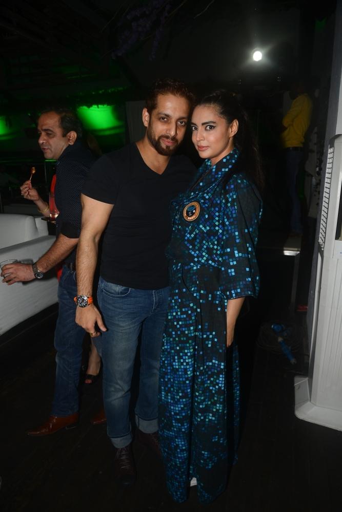 GS Entertainment Launches 'Manasi – the Ideal Woman' at Asilo, Mumbai.