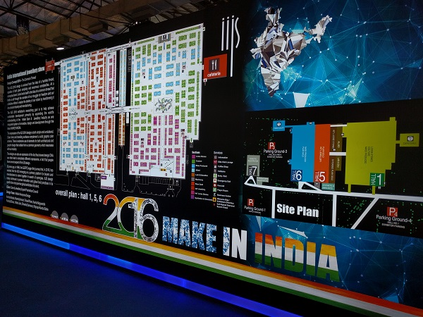 The India International Jewellery Expo Steals the Show with 70EMG