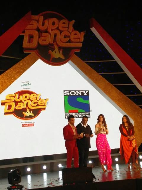 Candid Marketing Manages Press Launch for SET India's Upcoming Show 'Super Dancer';