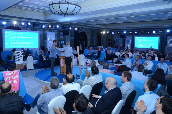 Managed by Fountainhead MKTG, the thyssenkrupp Regional Forum