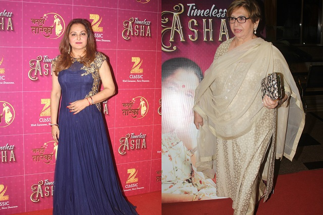 Zee Celebrates Asha Bhosle's 83rd Birthday with 'Timeless Asha' Concert in Mumbai