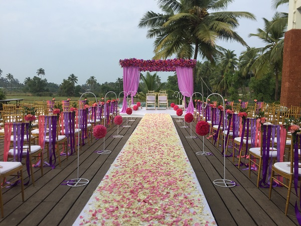 A simple 4 day goa beach wedding by altair decor india news a simple 4 day goa beach wedding by altair decor junglespirit Gallery