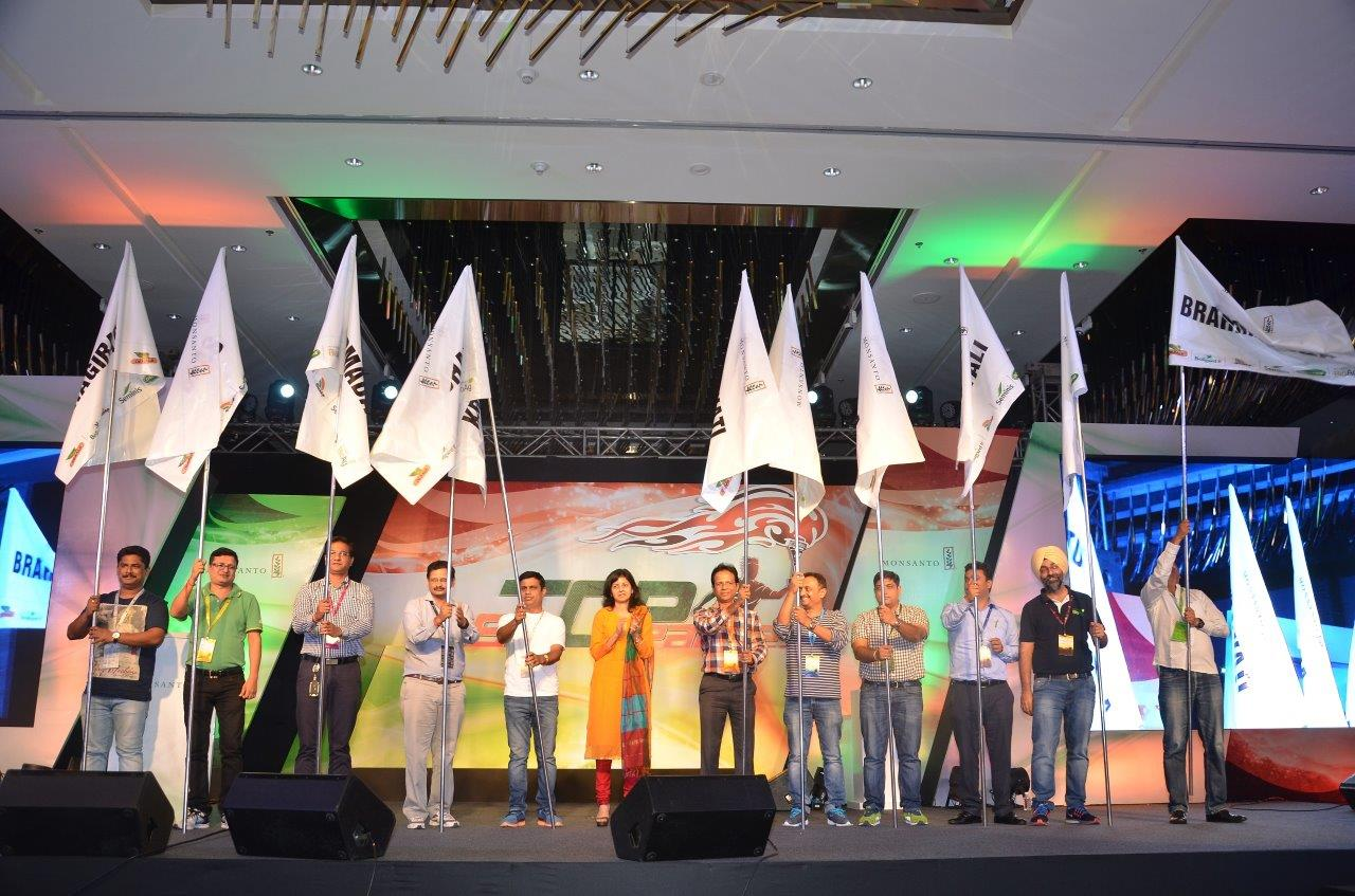 Encompass Delivers Monsanto FY16 Awards and Annual Field Conference at JW Marriott Mumbai Sahar
