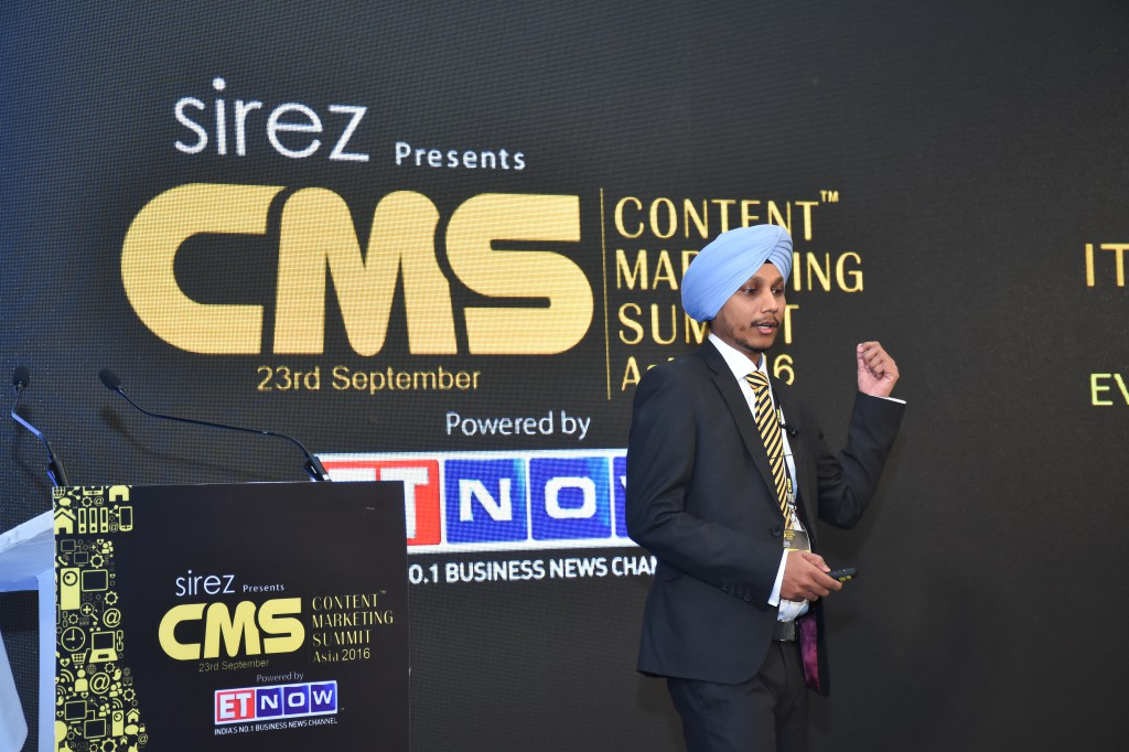 Speakers Engage 300+ Delegates at CMS Asia 2016 in Mumbai; Awards Handed Out in 5 Categories