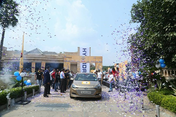 15th Edition of the Family Fun Car Drive by Rashi Entertainment Concludes on a Joyous Note