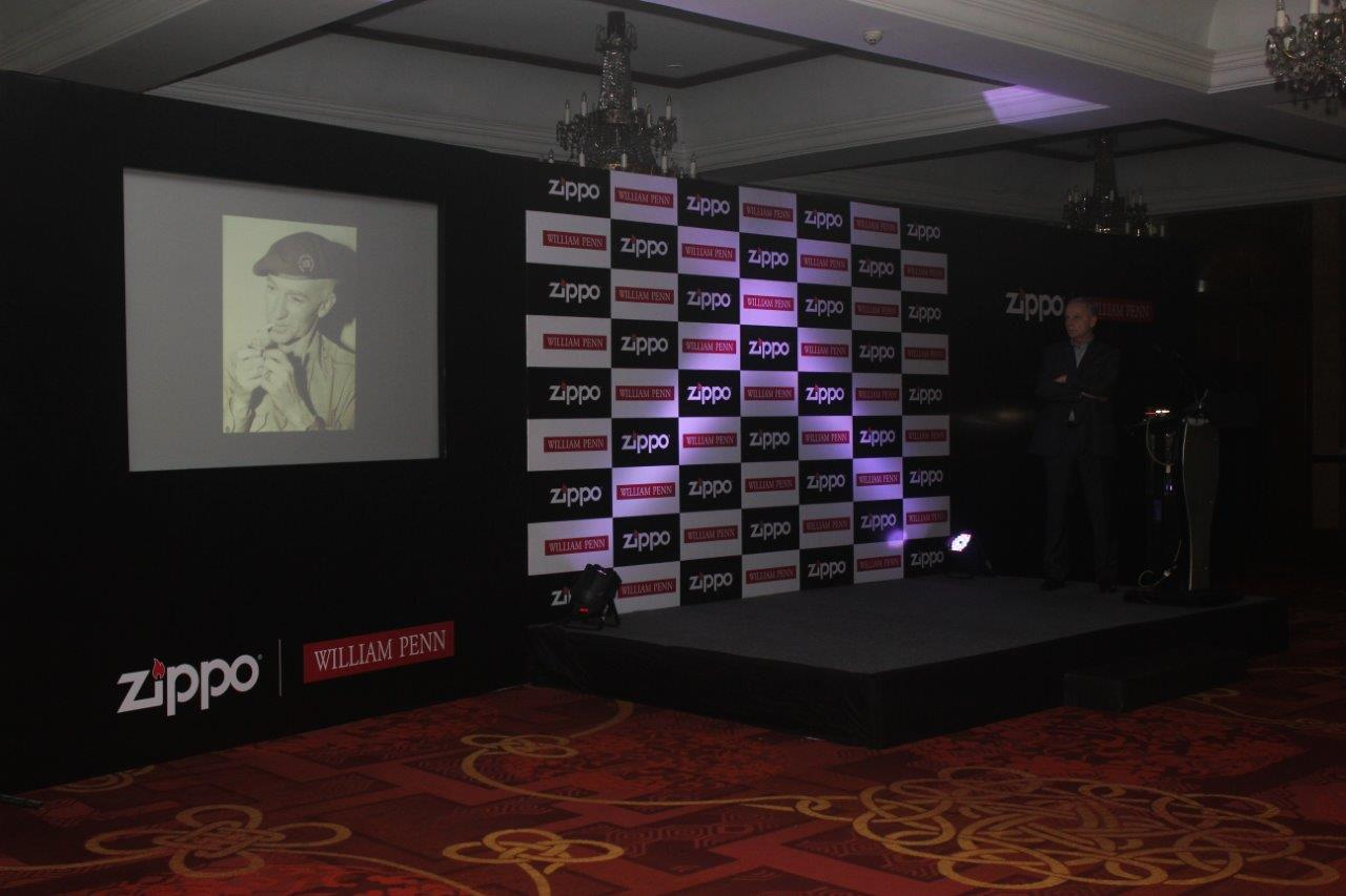 Zippo Announces Association with William Penn at Retailer Events in Delhi and Mumbai