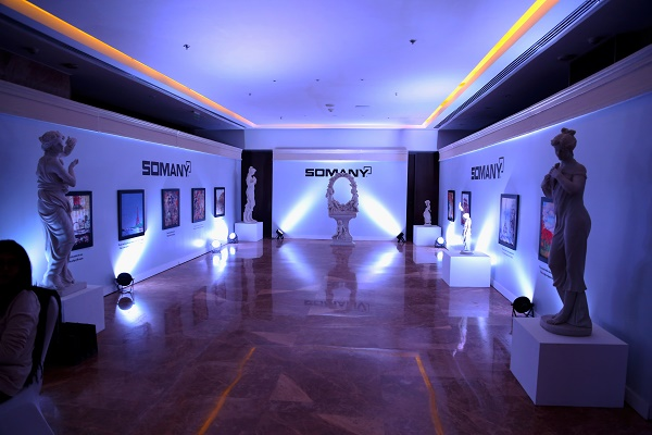 EO2 Events Brings the Magical Ambience of France to India at Somany India French Collection Launch