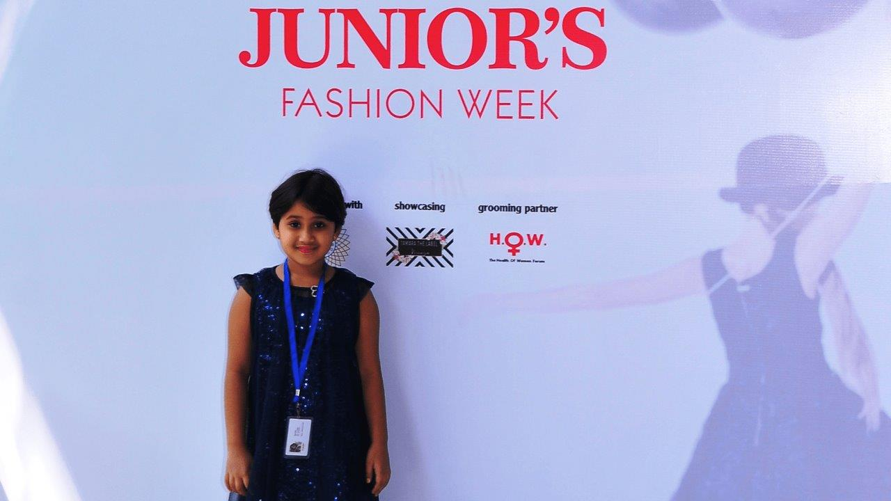 Juniors Fashion Week Bangalore