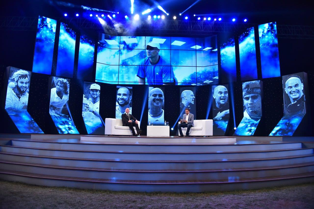 Encompass Helps IVFA Find Their True North with Andre Agassi in a Grand Launch Event