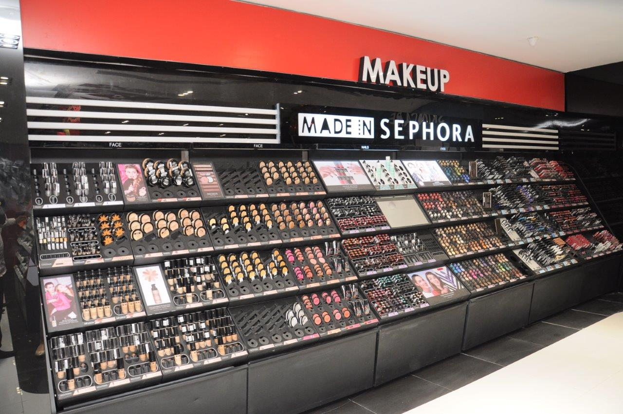Sephora Welcomes 2017 by Opening Shop in Chennai!