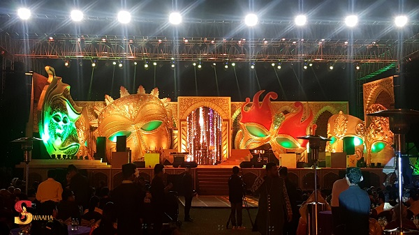 Aamby Valley Wedding By Swaaha Sees Meet Bros, Unique Themes & More!