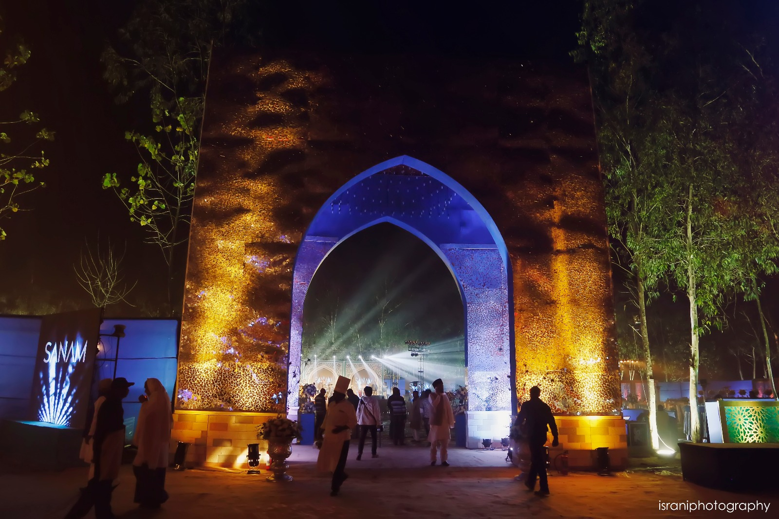 Turkish Reception in Moradabad by Wedding In Vogue Sees an Exquisite Set and Intricate Decor Work!