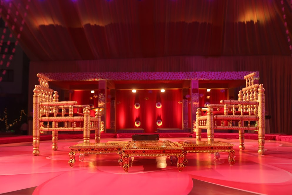 3-Day Gujarati Wedding in Daman by Concept Weddings Sees Delightful Details