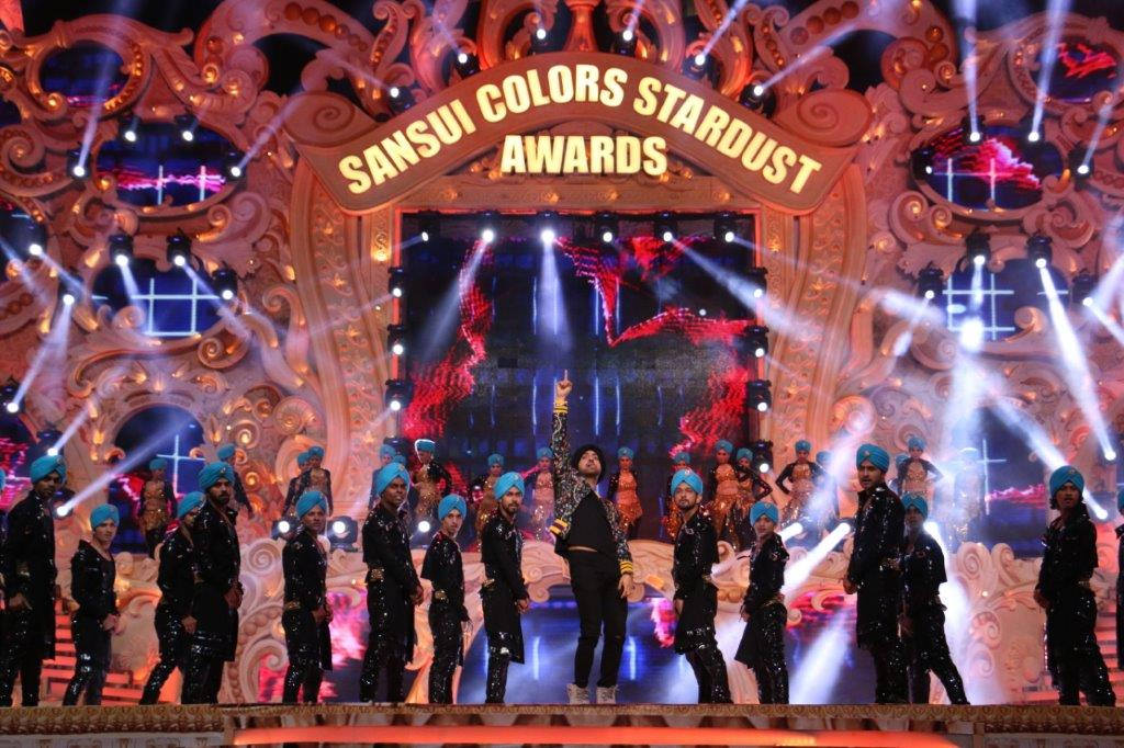 Sansui's Borderless Curved 4K Ultra HD TV the Biggest Star at Sansui Colors Stardust Awards 2016