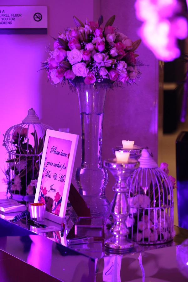 A Classy, Whimsical White & Gold 25th Anniversary Celebration by Designer Events Inc
