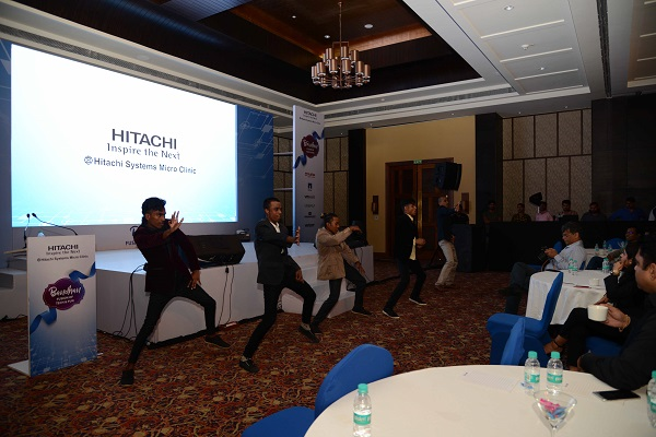 AFP Gives Hitachi Systems Micro Clinic Customers and Their Families a Happy High Experience