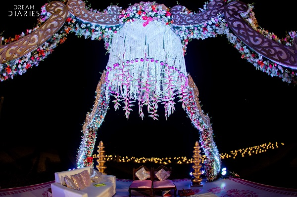 Krayonz Entertainment Puts Together Fairytale Wedding in Goa