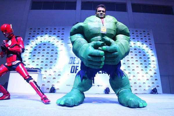 Hyderabad witnesses the 5th Edition of Comic Con this October