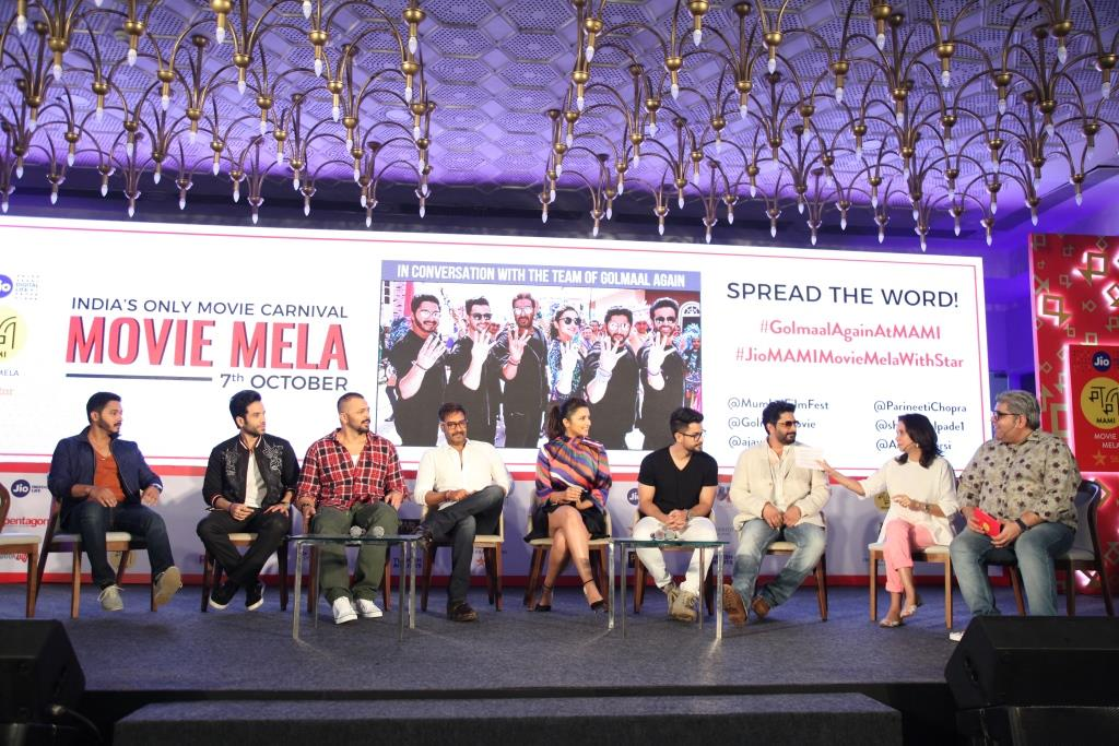 Pentagon Events & Activations Designs and Executes The MAMI Movie Mela 2017
