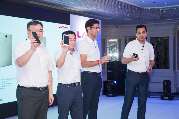 STORY Experiences Executes a Phenomenal Launch of Lava Mobiles Product in China
