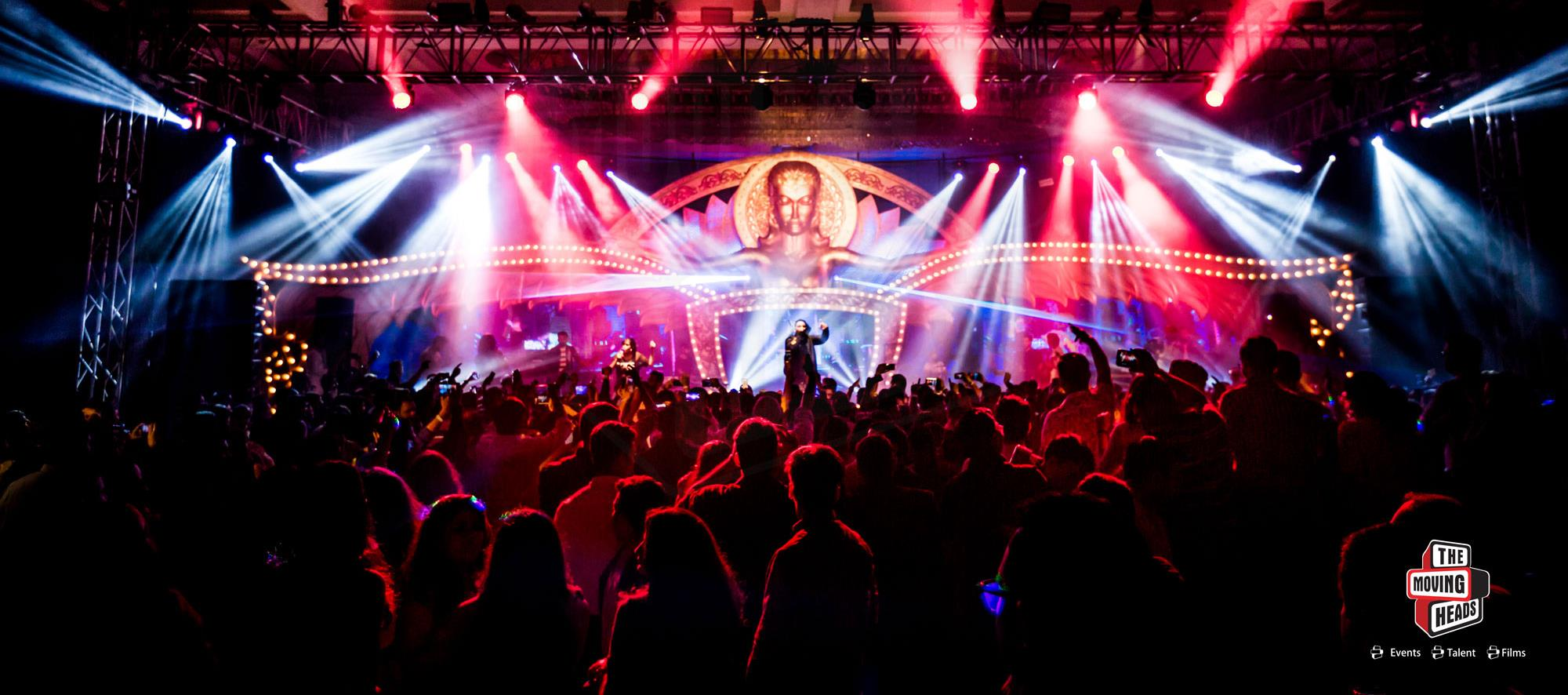 The Moving Heads Put Together 2-day Mammoth Music Festival to Celebrate ICICI Top Performers