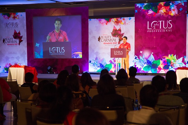 STORY Experiences Engages Over 120 Partners of Lotus Herbals in Madrid