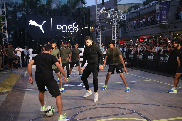 best loved 66b5e 5551d Virat Kohli Raises a Toast with PUMA for the Launch of His ...