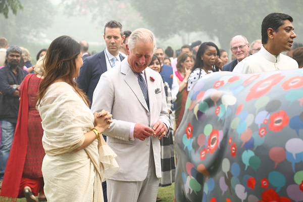 70 EMG Creates a Stunning Preview of Elephant Parade India 2018