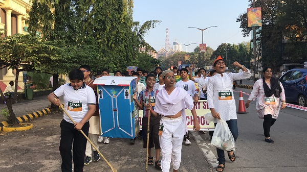 Second Edition of JK Cement SwachhAbility Run Witnesses Over 13,000 Participants