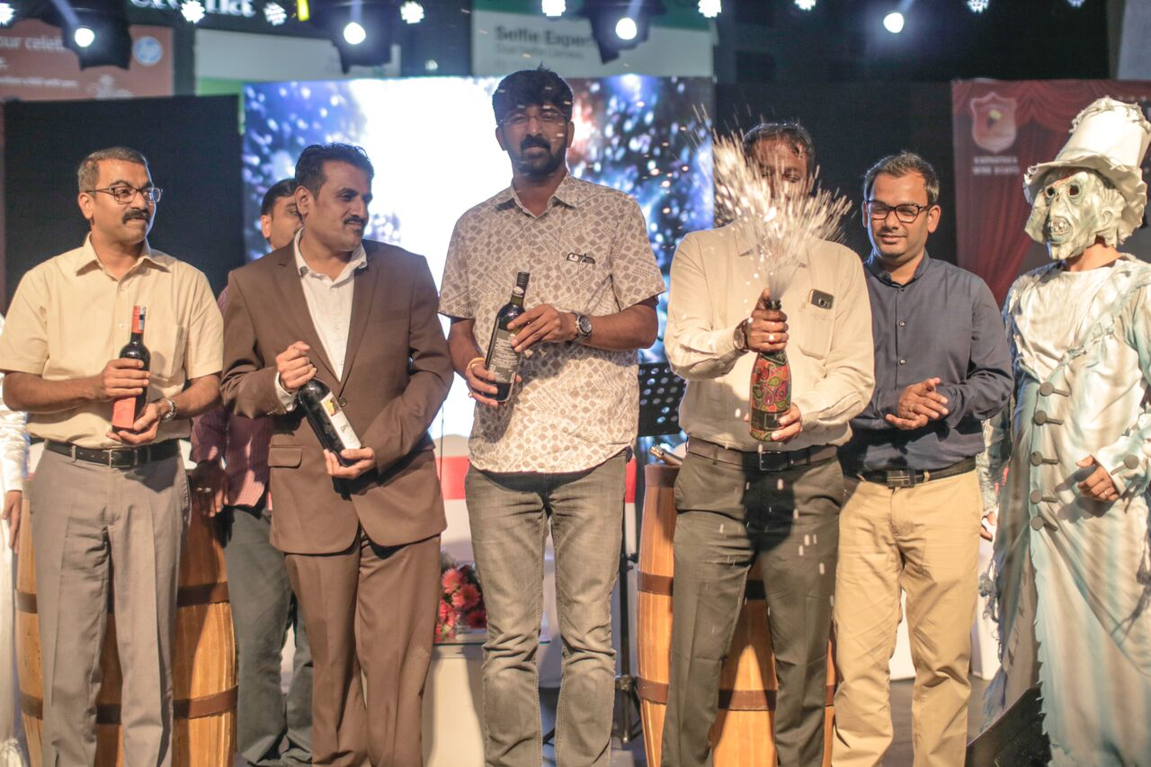 2nd Edition of Hallowine by Senses Creations Sees Over 20000 Attendees in Bangalore