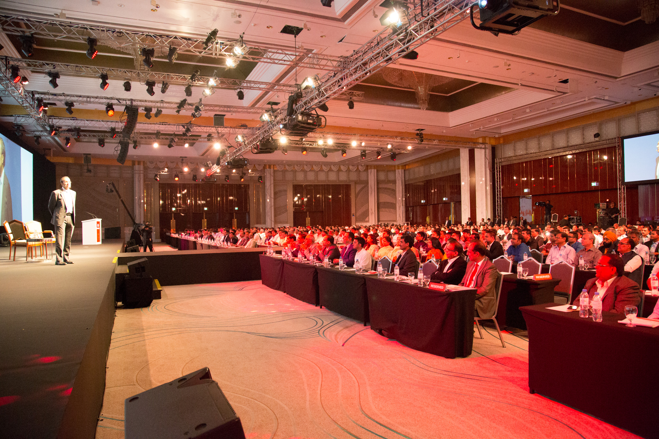 STORY Experiences Creates a Delightful Conference Experience for over 1200 Havells Dealers in Dubai