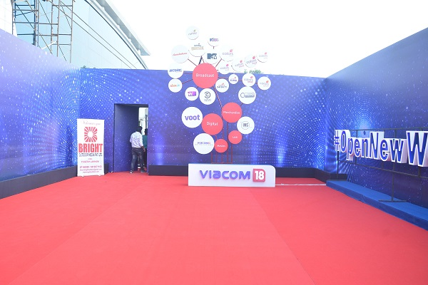 Cineyug Makes VIACOM18's 10th Anniversary A Celebration to Remember