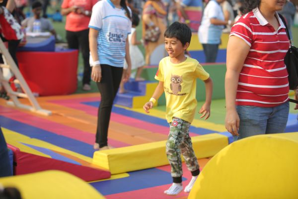 WindMill Festival in Mumbai Merged Fun With Learning for Kids At the Second Edition